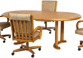 chromcraft table and chairs chromcraft custom dining oval dining table westrich furniture
