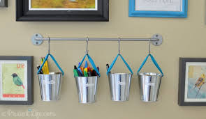 Storage Ideas For Craft Room - craft room organization room reveal part 2 polished habitat