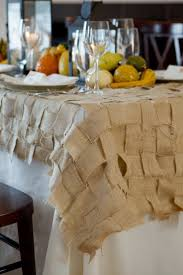 halloween tablecloth 145 best burlap u0026 lace for the home images on pinterest burlap