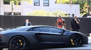 all black lamborghini lamborghini aventador matte black kanye west wallpaper 1280x720