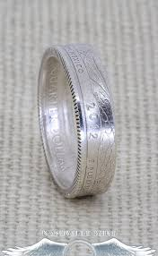maine wedding bands 2012 silver quarter coin ring wedding band size 3 13