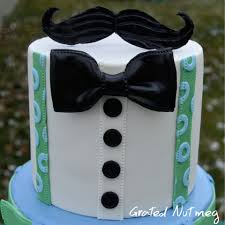bow tie and mustache baby shower dapper baby shower cake u2013 grated nutmeg