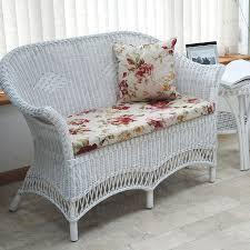 White Wicker Patio Furniture White Wicker Furniture Comfort And Aesthetics White Wicker