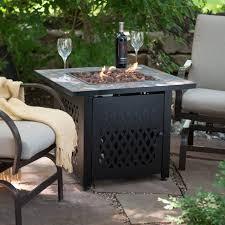 fire sense propane patio heater fire sense 60 60 btu hammered bronze propane gas patio heater