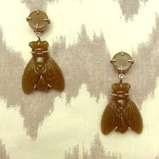 earrings new york 64 trademark new york jewelry trademark cicada earrings