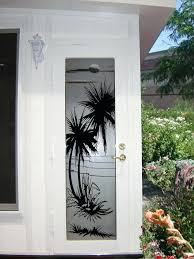 Etched Glass Exterior Doors Etched Glass Front Doors Etched Glass Front Entry Doors Hfer