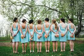 robin egg blue bridesmaid dresses robin s egg blue alfred sung bridesmaid dresses