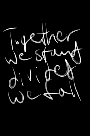 Stand By Me Luther Barnes Lyrics Best 25 Divided We Stand Ideas On Pinterest United We Stand
