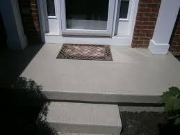 front porch gallery decorative concrete epoxy flooring