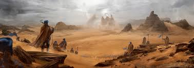 dune concept art and illustrations i concept art world