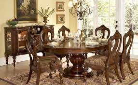 dining room 54 inch round dining table with leaf stunning round