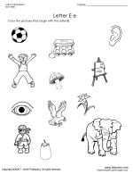 free alphabet worksheets for letters e f g and h tlsbooks