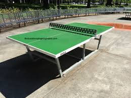 used outdoor ping pong table joola city outdoor ping pong table best outdoor ping pong tables