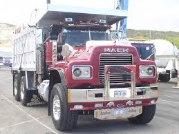 used mack trucks mack r model modern mack truck general discussion