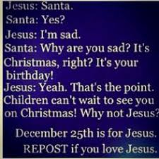 jesus is the reason for the season it s beginning to look a lot