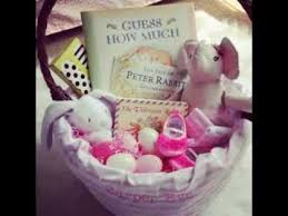 baby easter basket easter basket ideas for babies