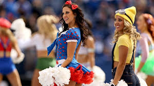 Dallas Cowboys Cheerleaders Halloween Costume Nfl Cheerleaders Halloween Costumes Hottest Photos
