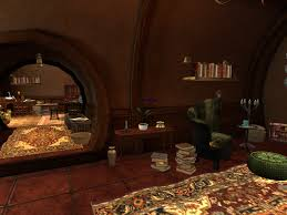 Hobbit Home Interior by Blog Challenges A Virtual Life