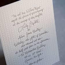 handwritten wedding invitations and handwritten wedding paper