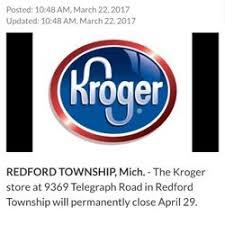 kroger closed grocery 9369 telegraph rd redford mi phone