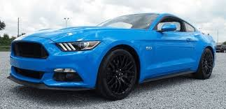 blue mustang 2017 mustang parts accessories cj pony parts