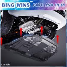 audi q3 engine wins car styling for audi q3 plastic engine guard 2013 2015