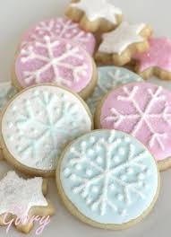 snowflake cookies snowflake no cookie cutter homestead spirit