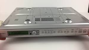 under cabinet stereo cd player coffee table sony icf kitchen under cabinet mount spacesaver