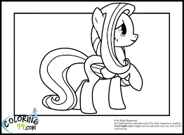 my little pony coloring pages fluttershy fluttershy coloring pages archives best coloring page