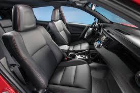 Toyota Rav4 2001 Interior 2016 Toyota Rav4 Se Review Autoguide Com News