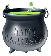halloween witch pot clipart clipartxtras