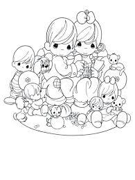 valuable inspiration precious moments baby coloring pages