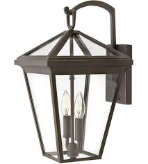 hinkley 2564oz alford place 2 light 18 inch oil rubbed bronze