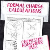 light and wave calculations chemistry homework worksheet tpt