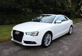 audi a5 coupe 2013 2013 audi a5 premium plus coupe ridelust review