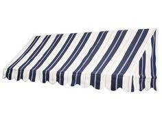 Sears Awnings How To Make A Sunbrella Awning On A Home Provides Step By Step