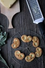 savory palmiers with cheese and herbs savory simple