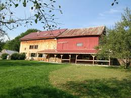 House And Barn by 4003 Greenbush Road Charlotte Vermont Coldwell Banker Hickok