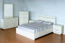 Bedroom Furniture Contemporary Modern Modern White Bedroom Furniture
