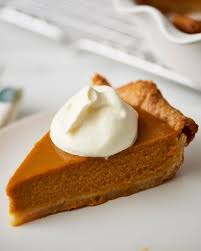 pumpkin pie recipe how to bake pumpkin pie kitchn