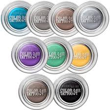 maybelline color tattoo 24hr сенки за очи ivis
