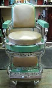 Vintage Barber Chairs For Sale Sale Vintage Ernest Koken Pink And Gray Barbers Chair 1940s 1950s
