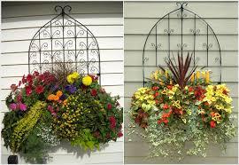 Flower Planter Ideas by Garden Design Garden Design With Flower Container Ideas
