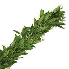 and rosemary greens garland