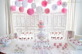 white party table decorations ballerina party baby shower ideas themes games