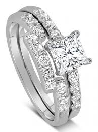 White Gold Wedding Rings by Wedding Rings Cheap Bridal Sets Wedding Rings Sets At Walmart