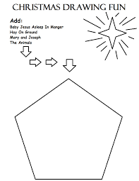 christmas drawing fun