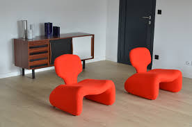 1960s Design Pair Of Djinn Chairs Olivier Mourgue 1960s Design Market