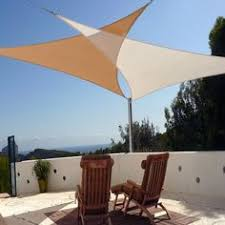Sail Canopy Awning Backyard Shade Ideas Project Ideas Backyard And Building Structure