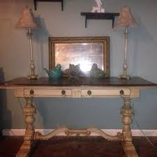 Library Tables For Sale Find More Chalk Paint Library Entryway Hall Desk Sofa Table